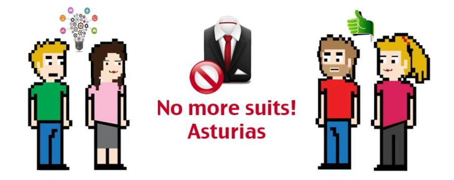 No More Suits Asturias